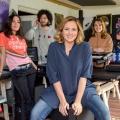 """""""Lena Lorenz"""": Neue Folgen mit neuer Lena werden gedreht – Judith Hoersch in der Titelrolle der ZDF/ORF-Heimatserie – Bild: ZDF/Susanne Bernhard"""