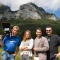 """""""Lena Lorenz – Willkommen im Leben"""": Drehstart für neue ZDF-Schmonzette – Hebamme kehrt ins idyllische Berchtesgadener Land zurück – Bild: ZDF"""
