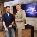 """Lenßen live"": Telefonische Rechtsberatung kehrt zurück – Neue Staffel der Call-In-Show mit Ingo Lenßen bei Sat.1 Gold – Bild: Sat.1 Gold/Benedikt Müller"