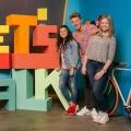 """""""Let's talk"""": KiKA setzt Kinder-Diskussionssendung fort – Zweite Staffel startet im Juni – © ZDF/Hajo Drees"""
