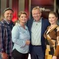 """""""Lindenstraße""""-Crossover mit Bernd Stelter – Gastauftritte in der ARD-Soap und im """"NRW Duell"""" – © WDR/Max Kohr"""