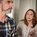 """""""Lindenstraße"""" im Juni mit Zuschauerabstimmung – Wie sollen Iffi und Momo auf Antonias Konfirmationswunsch reagieren? – Bild: WDR/Steven Mahner"""