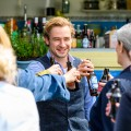 """""""Bettys Diagnose""""-Neuzugang Niklas Löffler: """"Es gibt schöne, lustige und sexy Momente!"""" – Ex-""""Sturm der Liebe""""-Darsteller neu in ZDF-Klinik-Dramedy – Bild: ZDF/Willi Weber"""