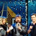 """WDR erinnert an den legendären """"WWF Club"""" – Kultshow mit Jürgen von der Lippe, Marijke Amado und Frank Laufenberg – © WDR/dpa"""