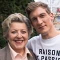 """""""Lindenstraße"""": Martin Walde wird neuer Hauptdarsteller – Ninas Bruder Marek kehrt nach München zurück – © WDR/Steven Mahner"""