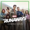 """Marvel mit Crossover zwischen """"Runaways"""" und """"Cloak & Dagger"""" – Tandy und Tyrone kommen nach Los Angeles – © Marvel/Hulu"""
