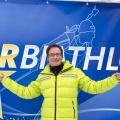 """""""Star-Biathlon 2015"""" mit Pocher, Hertel und den Kling-Schwestern – Matthias Opdenhövel moderiert mit Mareile Höppner – © WDR/ARD/Ralf Wilschewski"""