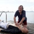 """Claus Theo Gärtner alias """"Matula"""" ermittelt im ZDF bald auf Mallorca – Dritter Film der Krimireihe wird produziert – Bild: ZDF"""