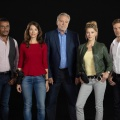 """SOKO München"" und ""SOKO Leipzig"" begrüßen neue Kolleginnen – Mersiha Husagic und Amy Mußul verstärken ZDF-Krimis – Bild: ZDF/Markus Sapper"