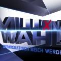 """""""Millionärswahl"""": Liveshows laufen auf ProSieben und Sat.1 – Sender teilen sich Ausstrahlung des TV-Events ab Januar – © ProSiebenSat.1"""