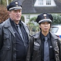 """Notruf Hafenkante"": Neunte Staffel startet Mitte September im ZDF – Minh-Khai Phan-Thi vertritt Rhea Harder – Bild: ZDF/Boris Laewen"