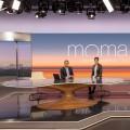 """Frischer Anstrich: """"ZDF-Morgenmagazin"""" bekommt neues Studio – Neues Logo und modernes Design ab September – © ZDF/Benno Kraehahn"""