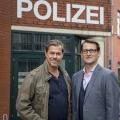 """""""Morden im Norden"""" und """"WaPo Bodensee"""" kehren mit neuen Folgen zurück – Neue Staffeln im November mit einer Jubiläumsfolge – Bild: ARD/Georges Pauly"""