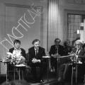 """Wieland Backes gibt """"Nachtcafé""""-Moderation auf – Rückzug nach 28 Jahren und 705 Ausgaben – © SWR / Schröder"""