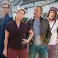 """""""Nächste Ausfahrt Glück"""": Neue Herzkino-Reihe mit Valerie Niehaus und Dirk Borchardt – Neu entfachte Liebe nach 30 Jahren Funkstille – Bild: ZDF/Frizzi Kurkhaus"""