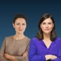 """""""heute+""""-Nachfolger heißt """"heute journal update"""" – Weibliches Duo moderiert neues ZDF-Nachrichtenmagazin um Mitternacht – © ZDF/[F]Rico Rossival/Jana Kay[M]/Dirk Staudt/ZDFMarketing"""