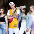"""GangstarZ"": Musik als Weg aus dem Teenager-Elend in neuer TVNOW-Serie – Neue Jugendserie ab Oktober abrufbar – Bild: TVNOW/Dennis A. Hundt"