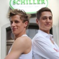 """""""Unter uns"""": Lukas Sauer als Neuzugang – Sommer-Romanze für Ringo Beckmann – Bild: RTL"""