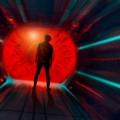 """""""Nightflyers"""": Abgestandene Dialoge in beeindruckender Raumschiff-Kulisse – Review – Ungelenke Space-Travel-Story mit Splatter-Elementen nach George R. R. Martin – Bild: Syfy"""