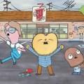 """""""Out There"""": Eigenwilige Animationsserie kommt zu Joyn Primetime – Das trostlose Leben eines einzelgängerischen Teenagers in der Provinz – © The Independent Film Channel, LLC"""