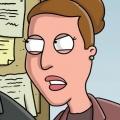 """""""Family Guy"""" verabschiedet Carrie Fisher – Darstellerin lieh Peters Vorgesetzter Angela die Stimme – © FOX"""