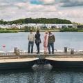 """""""Phoenixsee"""": Zweite Staffel der Familienserie demnächst im WDR – Neues von den Familien Neurath und Hansmann – Bild: WDR/Frank Dicks"""