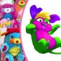 """""""Popples"""": 1980er-Jahre-Spielzeugfiguren bekommen neue Animationsserie – Netflix hat sich die niedlichen Mattel-Figuren gesichert – © Saban Brands"""