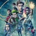 """""""Titans"""": Helden auch in Staffel 2 ohne Cape schillernde Charaktere – Review – Viele Neuzugänge und ein Bruce Wayne als Mentor – © DC Universe"""
