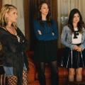"""""""Pretty Little Liars"""": Staffel 5 ab Januar auf TNT Glitz – 25 neue Episoden der Mysteryserie – Bild: Warner Bros. Entertainment"""