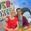 """""""Querranker"""": Super RTL startet erste Rankingshow für Kinder – Vanessa Meisinger und Daniele Rizzo moderieren – © Super RTL/Jürgen Morgenroth"""