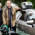 """""""Der rheinische Cowboy"""": WDR dreht Miniserie mit Peter Jordan als Staubsaugervertreter – Skurrile Wohnzimmer-Situationen wie beim """"Tatortreiniger"""" – Bild: WDR/Willi Weber"""