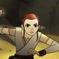 """Disney Channel bringt """"Star Wars: Die Mächte des Schicksals"""" nach Deutschland – Kurzfilmreihe um schicksalhafte Momente – Bild: Lucasfilm/Disney Channel"""