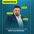 """""""Big Brother"""": Menowin Fröhlich zieht nicht als Promi, sondern als Mensch ein – Bringt der Ex-""""DSDS""""-Kandidat den Quotenaufschwung? – © Sat.1"""