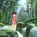 """Ronja Räubertochter"": Erster Teaser zur Adaption als Anime – Studio Ghiblis erste TV-Serie startet im Oktober in Japan – © Studio Ghibli"