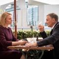 """ZDFneo produziert neue Drama-Serie """"Lobbyistin"""" – Rosalie Thomass wird in Polit-Intrigen verwickelt – © obs/ZDFneo/Christoph Assmann"""