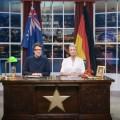 """Offiziell: Diese Stars schickt RTL ins nächste """"Dschungelcamp"""" – Daniel Hartwich und Sonja Zietlow halten Neujahrsansprache – © RTL/Screenshot"""