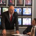 """""""The Loudest Voice"""": Russell Crowe in Mediendrama bei Sky – Miniserie durchleuchtet den Architekten der neuen Medienwelt – Bild: JoJo Whilden / Showtime"""