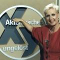 """""""Aktenzeichen XY"""": Sabine Zimmermann ist tot – Langjährige Co-Moderatorin und Produzentin verstarb im Alter von 68 Jahren – © ZDF/Hermann Roth"""