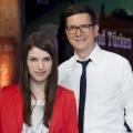 """Quotenwahn: ZDF stellt sich der Kritik von Kalkofe und Zuschauern – """"log in""""-Talk mit Programmdirektor Norbert Himmler – Bild: ZDF/Jule Roehr"""