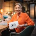 """""""Dinner Party"""": Sarah Valentina Winkhaus verstärkt Sat.1-Nighttalk – Offene Gespräche im Wechsel mit Simon Beeck – © Good Times"""