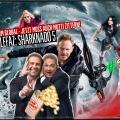 """""""SchleFaZ"""": Adventsstaffel startet mit """"Sharknado 5"""" – Kalkofe und Rütten melden sich im Dezember zurück – Bild: Tele 5"""