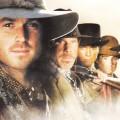 """""""Die glorreichen Sieben"""": Tele 5 wiederholt Westernserie aus den 90ern – Michael Biehn (""""Terminator"""") und Ron Perlman (""""Hellboy"""") als Revolverhelden – © CBS"""