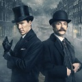 """ARD und ZDF kaufen bei BBC Worldwide ein: Neue Folgen von """"Sherlock"""" und """"Luther"""" – WDR sichert sich """"Prey"""", ARD """"Maigret"""" mit Rowan Atkinson – © BBC"""