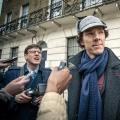 """""""Sherlock"""": Das Erste hat Starttermin für Staffel 3 – Drei neue Folgen an Christi Himmelfahrt und Pfingsten – Bild: ARD Degeto/BBC/Hartswood Films 2013"""