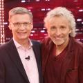 """""""Die 2"""" mit Gottschalk und Jauch zurück auf Freitagssendeplatz – Neue Ausgabe der RTL-Show im August – © RTL / Frank Hempel"""