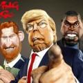 """""""Hurra Deutschland!""""-Vorbild """"Spitting Image"""" wird neu aufgelegt – Puppen-Satire mit Donald Trump, Boris Johnson, Harry & Meghan und Wladimir Putin – Bild: BritBox"""