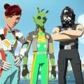 """""""Star Wars: Resistance"""": Neue Featurette über die Piloten der Serie – Fünf Piloten beschützen die Station und fahren Rennen – Bild: Lucasfilm Ltd"""