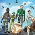 """Neue """"Star Wars""""-Animationsserie feiert Free-TV-Premiere beim Disney Channel – """"Resistance"""" spielt vor """"Das Erwachen der Macht"""" – © Lucasfilm"""