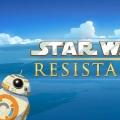 """""""Star Wars: Resistance"""": Weltpremiere der neuen Animationsserie im Oktober – Neue Serie in Anime-Stil spielt vor """"Das Erwachen der Macht"""" – Bild: Lucasfilm/Disney Channel"""