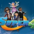 """Super 4"": TV-Premiere der Playmobil-Serie im Disney Channel – CGI-Adaption der berühmten Spielzeugfiguren – Bild: Method Animation/morgen studios"